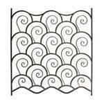 Crea diferentes estancias gracias a los paneles decorativos de forja